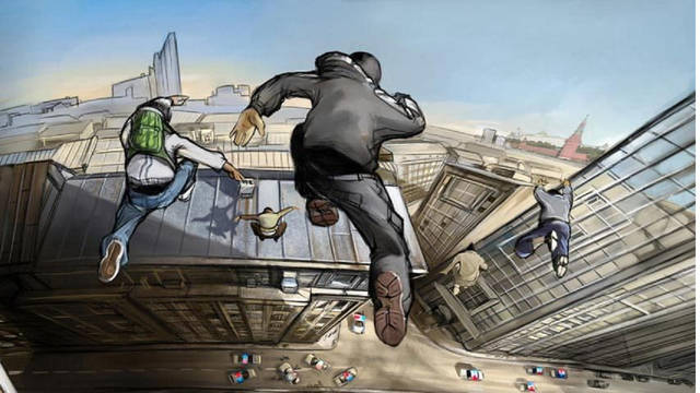 Parkour Wallpaper 2015 Parkour Wallpapers Hd - Wallpapersafari - Graffiti Art Collection (23788)