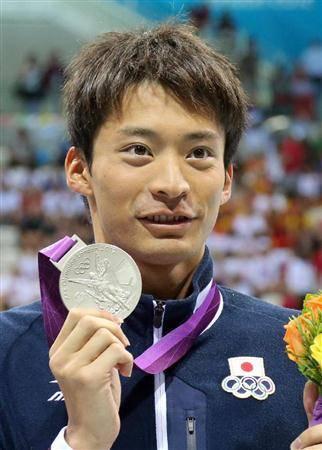 ロンドンオリンピックでの入江陵介選手