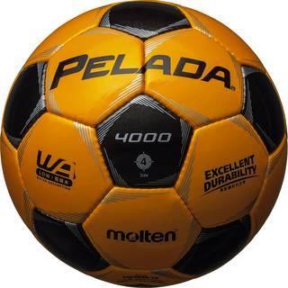モルテンのサッカーボールペレーダ4000 4号