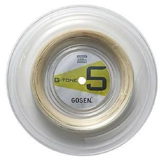 ゴーセンのG-TONE5ナチュラル 65