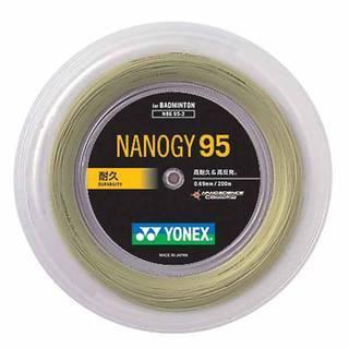 ヨネックスのバドミントン ストリング NANOGY95...