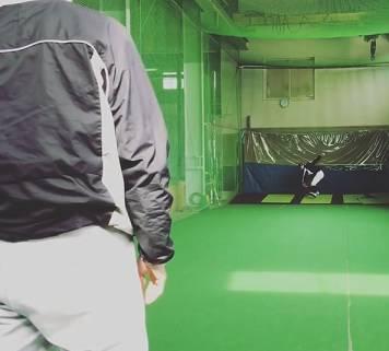 """Submarine27 on Instagram: """"足上げからの投球腕の旋回を小さくと背筋の意識、むずい#アンダースロー#自主練#野球"""" (32759)"""