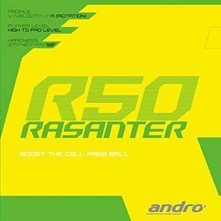 アンドロのラザンターR50