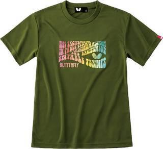 バタフライのジョレノ・Tシャツ