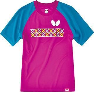 バタフライのフレズノ・Tシャツ