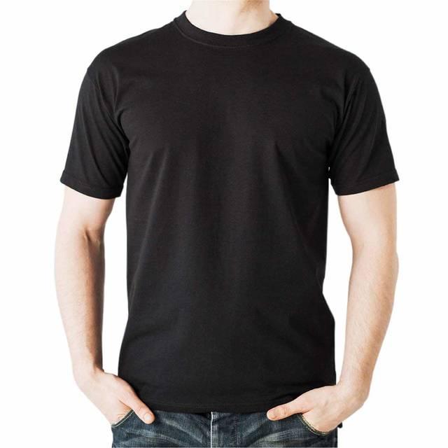 Amazon | [Macoking] メンズ 無地 吸汗速乾 Tシャツ インナーシャツ 純色 半袖 クルーネック 丸首 カジュアル オシャレ シンプル ファッション 綿100% 歳暮 プレゼント ブラック 四枚のセット XL | Tシャツ・カットソー 通販 (72210)