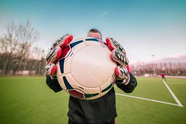 Door Husband Football Goalkeeper - Free photo on Pixabay (76168)
