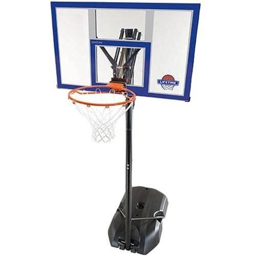 Amazon | ライフタイム バスケットゴール+ボールリターンセット LT-90000RE | LIFETIME(ライフタイム) | ゴール (81584)