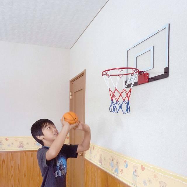 Amazon.co.jp: Kaiser(カイザー) バスケット ゴール セット 45 KW-587 ミニサイズ ボール付: Amazon.co.jpホーム (81585)