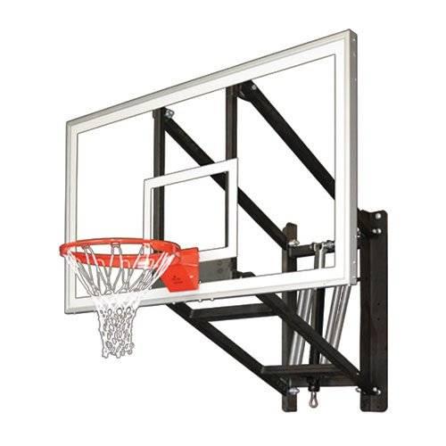Amazon | 最初チームwallmonster Supreme壁マウントバスケットボールゴール | First Team | ゴール (81587)