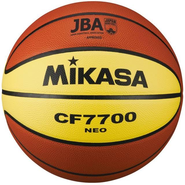 Amazon | ミカサバスケットボール 検定球7号 天然皮革 CF7700-NEO | MIKASA(ミカサ) | ボール (83116)