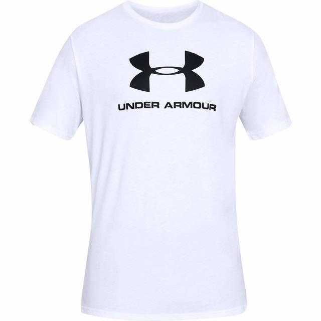 Amazon | [アンダーアーマー] スポーツスタイル ロゴショートスリーブ(トレーニング/Tシャツ) 1329590 メンズ | フィットネス・トレーニング シャツ 通販 (83420)