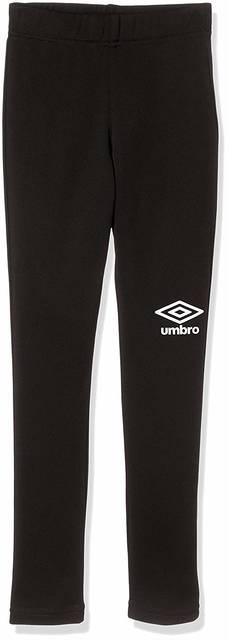 Amazon | [アンブロ] インナー ロングタイツ 保温 ワンポイント シンプル 起毛 チーム UUJMJM08 キッズ ブラック 日本 160 (日本サイズ160 相当) | サッカー・フットサル ボーイズ 通販 (84235)