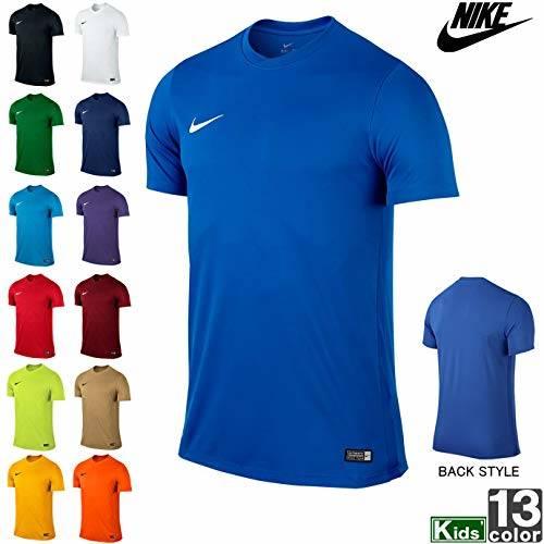 Amazon.co.jp: 半袖Tシャツ ナイキ NIKE ジュニア 725984 YA ドライフィット パーク VI 半袖 ジャージ 1906 ゲームシャツ: Amazon.co.jpホーム (84239)