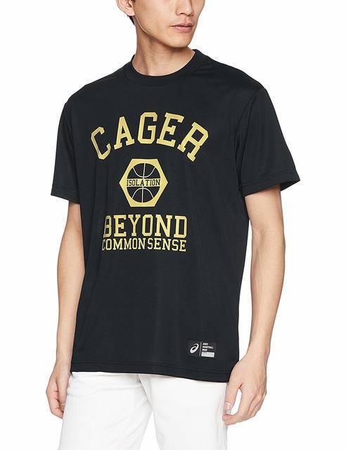 アシックス バスケットボールウエア クールプリント半袖シャツ XB6631 [メンズ] | シャツ 通販 (84567)