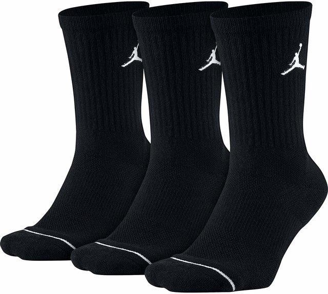 Amazon | ナイキ バスケットボール ソックス ジョーダン ジャンプマン クルー SX5545-013 BK 2527 | シャツ 通販 (85333)
