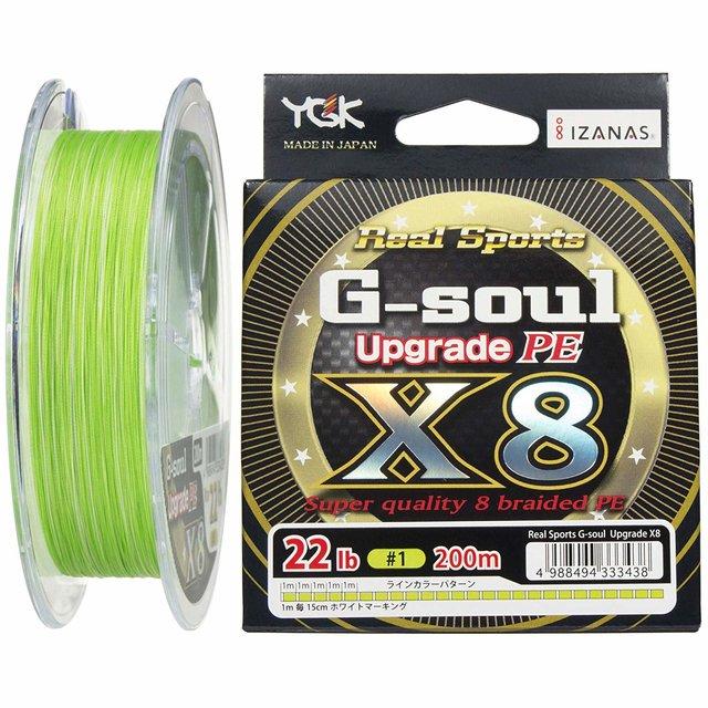 よつあみ G-soul upgrade X8
