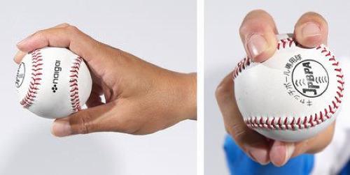 (1)ボールの握り方 (98558)