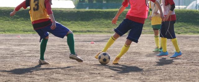 サッカー中は水分補給を怠っては危険 (98892)