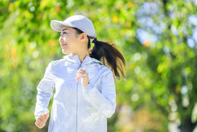 ジョギングのありすぎる効果とは? (99118)