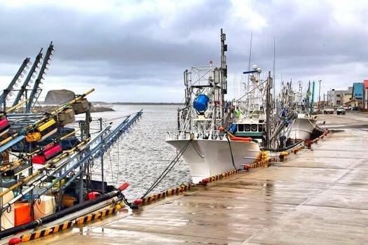 オホーツクの釣り事情 (101231)