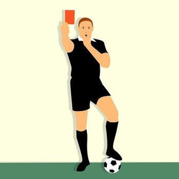サッカーのファール・反則行為とは? (101970)