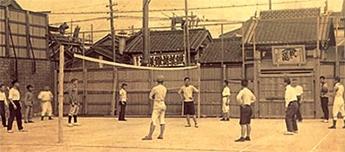 バレーボールの歴史 (105131)