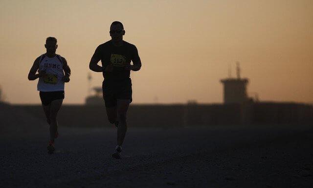 マラソンに最適なペース走 (106480)
