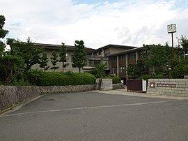 京都府立北嵯峨高等学校 - Wikipedia (171574)