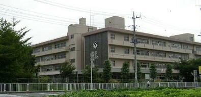 富士見市立東中学校|富士見市 (172067)