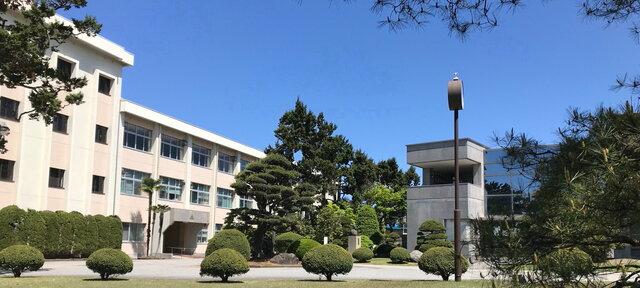 富山県立桜井高等学校 | Toyama Prefectural Sakurai High School (177568)