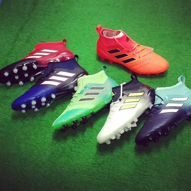 """ジョーヅカスポーツ on Instagram: """"#adidas#adidassoccer #adidasspikes #soccer#soccerspike#ACE17.1…"""" (25107)"""
