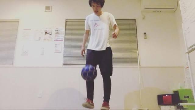 "Naoto | N・Y・F on Instagram: ""【Enjoy Freestyle & Find Lifestyle™️】 . . . #practice . . .  #fanfrista #ファンフリスタ ➡︎ @fanfrista  I practiced freestylefootball ⚽️. I wanna…"" (25645)"