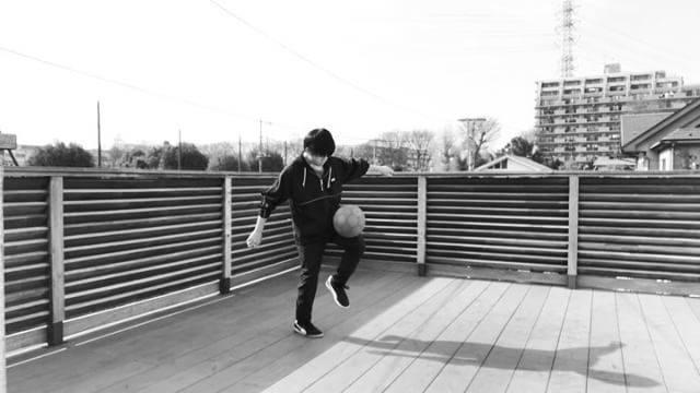 "Daichi on Instagram: ""2/10 practice⚽️.基礎やり直します.#freestylefootball #fslife#clipper #japanesefreestylers #フリースタイルフットボール #リフティング"" (25648)"