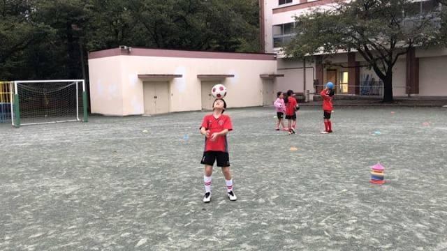 "FC PRIMAVERA on Instagram: ""U-12 ウォーミングアップ🌨#サッカー #soccer #futbol #リフティング #ヘディング #ジュニア #テクニック"" (25650)"