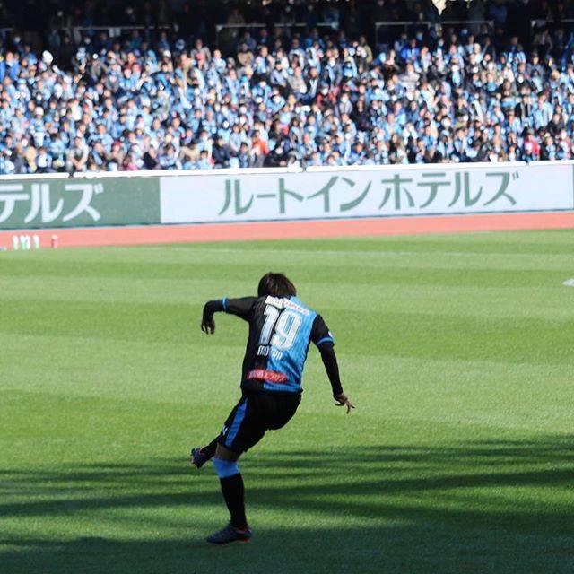 a.n.さんはInstagramを利用しています:「#森谷賢太郎 #フリーキック #ガンバ大阪戦 #frontale #フロンターレ」 (31621)