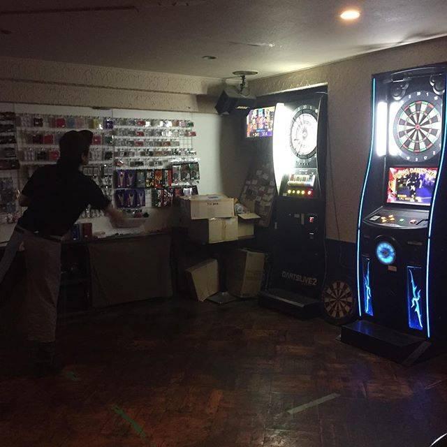 Masanori SasakiさんはInstagramを利用しています:「最後に帰り途中でここー!! #ダーツ #darts #aceclover #エースクローバー #大和」 (33140)
