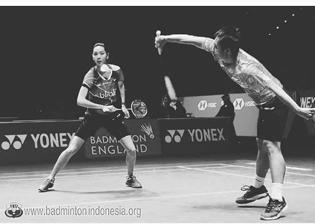 """@badmintonsupport on Instagram: """"*R16 Australia Open 2018 🇦🇺🇦🇺* 🇰🇷 *Kim Won Ho/ 🇰🇷 *Yu Rim Lee 🆚 🇮🇩 Hafiz Faizal/ 🇮🇩 Gloria Emanuelle Widjaja  21-18  21-17 '38 Semangat…"""" (35195)"""