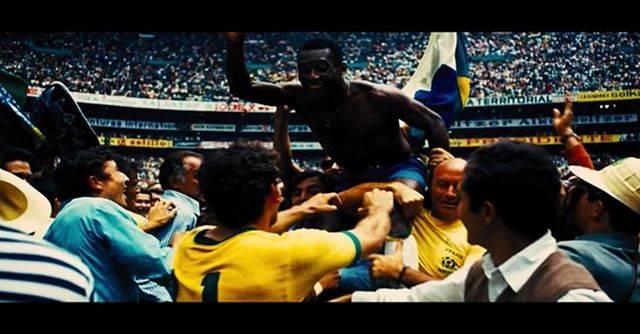 """Co"""" on Instagram: """"めちゃくちゃおもろかった🙄🙄サッカーしてた人とか絶対見るべきやわ#ペレ #ペレ伝説の誕生 #soccer #brazil"""" (37568)"""