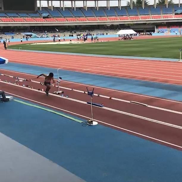 Toshiya TakamuraさんはInstagramを利用しています:「びよーーんって飛んでPB更新!!見事県大会の出場権をゲット!!リレーも記録更新して1位!!男子でも総合でも優勝!!#陸上#走り幅跳び#市通信#PB更新」 (38549)
