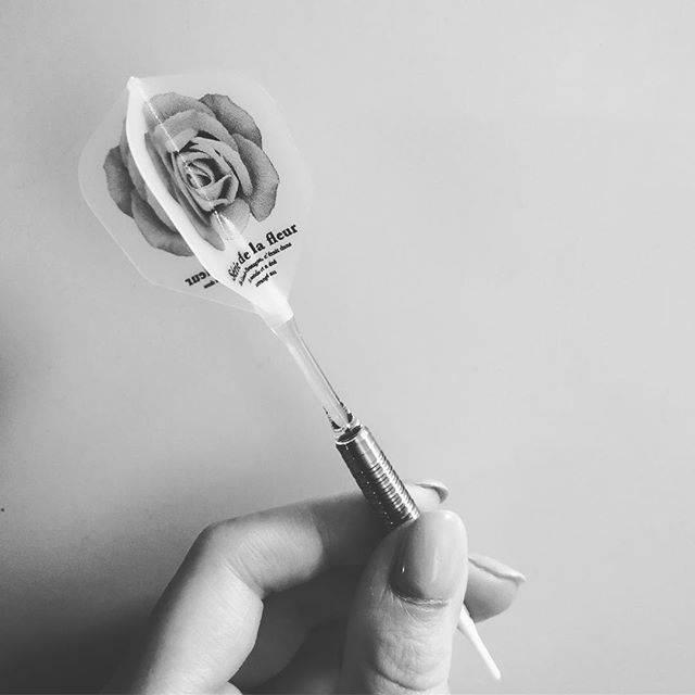 """@muuko22 on Instagram: """"念願のマイダーツ🎯いっしょに遊んでくれる人募集中(╹◡╹)#darts #ダーツ"""" (41817)"""