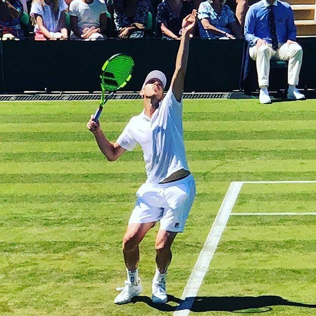 Christopher ArgyrisさんはInstagramを利用しています:「Sam Querrey, San Francisco, 11th seed, world no. 13 #atp #wimbledon #tennis #instatennis #grandslam」 (43694)