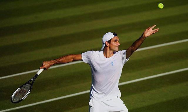 Roger FedererさんはInstagramを利用しています:「cap backwards😍」 (43703)