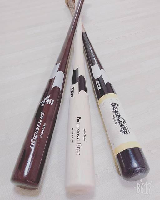 "Daiki Kitamura on Instagram: ""今週末は津風呂湖。というわけでトレーニングの準備😎バッティングセンター行った後の試合はなぜか調子いい。バットはもちろん川崎モデル😚#野球#硬式野球#バッティングセンター #川崎宗則#SSK"" (46014)"