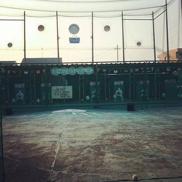 "k.sugiyama on Instagram: ""運動不足解消と… バッティングセンターへ行きましたが… 左腕と右足ふくらはぎが逝きましたw ぷるぷるしとるっ(´Д`)w  #バッティングセンター #楽しかった #運動不足 #野球 #球技 #球技は得意 #オリエンタルバッティングセンター #筋肉痛 #ぷるぷる #いたたたた…"" (46023)"