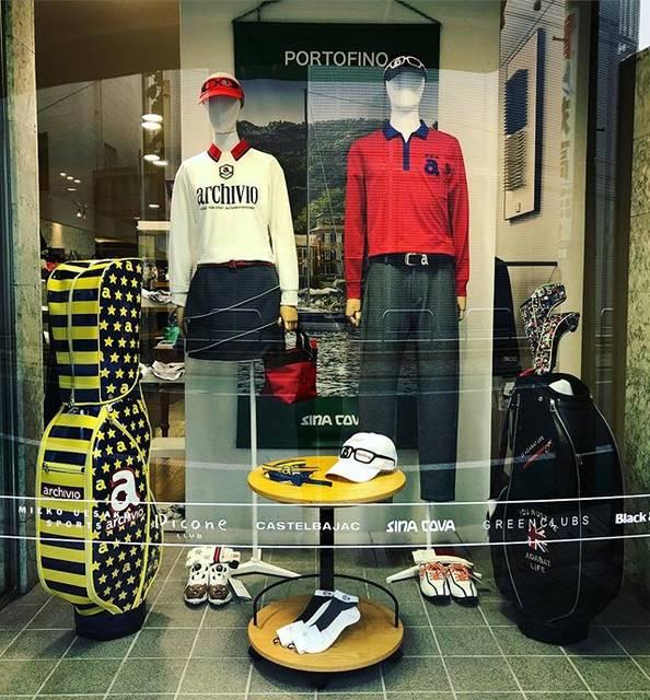 """ゴルフウェアショップ【T-on 】ティーオン on Instagram: """"T-on #ティーオン 店頭です✨アルチビオらしいデザインの新作が続々入荷中💓秋らしいカラーで季節先取りできますよ😁ぜひT-on ネットショップ、店頭をCheckしてみてくださいね❗️ #golf #golfwear #ゴルフ #ゴルフウェア #ティーオン #ゴルフコーデ…"""" (51951)"""