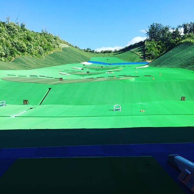 """niisan0203 on Instagram: """"今日は猛暑一転涼しかったので、白河市にオープンしたパーリオゴルフレンジに行ってみました。ここはゴルフ練習場です。新設の練習場が身の回りにできるというのは初めてです。言うまでもなくキレイです。…"""" (51979)"""