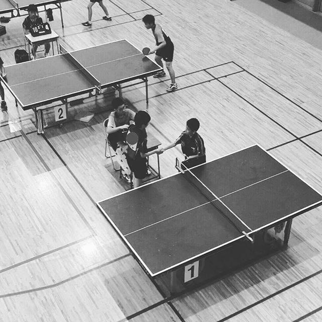 """higashi tomomi on Instagram: """"卓球の試合  部活の先輩と初戦であたって、勝ちました。最後の握手の時「強くなったね、楽しかったよ」と声をかけてもらいました。  泣ける!  最初は卓球の事なんにもわからなくて、先輩たちに教えてもらって支えてもらいました。  器が大きいなぁ 心が広いなぁと感じました。…"""" (52421)"""