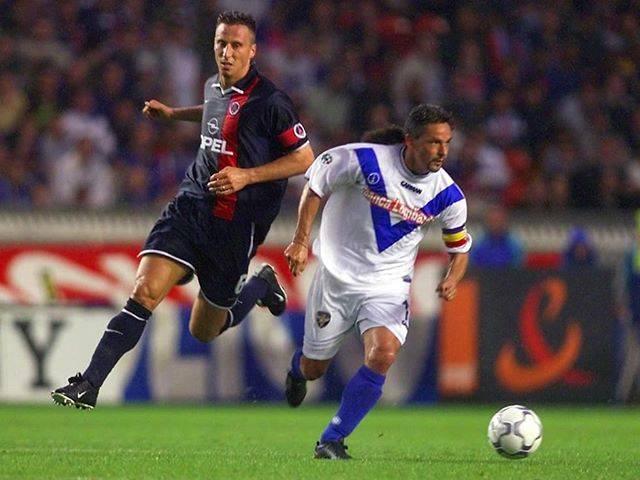 Roberto BaggioさんはInstagramを利用しています:「Contro il Psg#instagram#instavideo#instaphoto#instamoment#hello#ciao#football」 (53048)