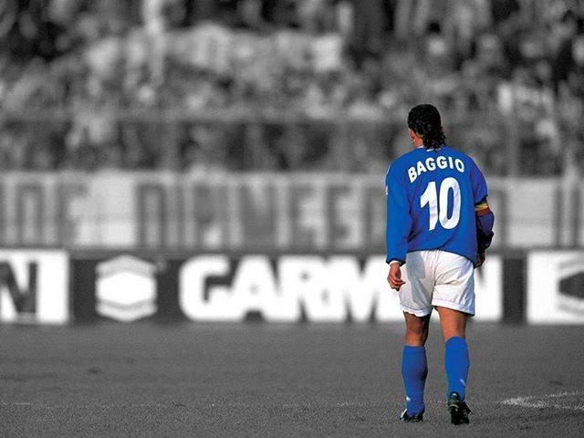 Roberto BaggioさんはInstagramを利用しています:「Grazie Brescia...RB10#instagram#brescia#calcio#footballretro#instamoment#football#me#ricordi」 (53049)